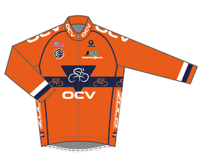 OCV Mens Long Sleeve Pro Jersey