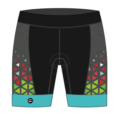 FAITH2TRI Women's Tri Shorts
