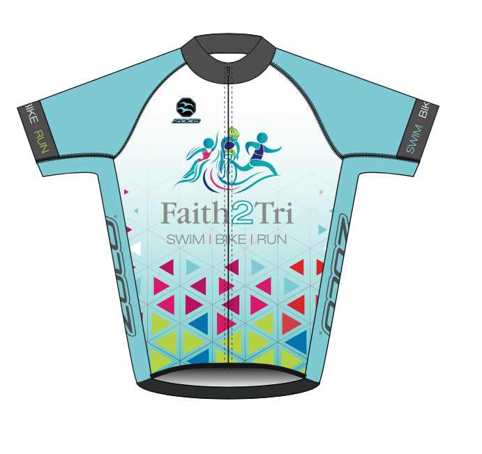 FAITH2TRI Men's Albatross Jersey