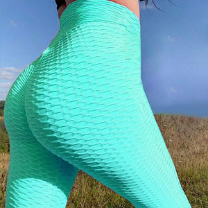 😍High Waist Butt Lifting Textured Leggings (Buy 2 free shipping)