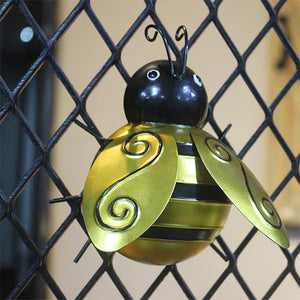 🐝Wrought iron insect ornament🐞