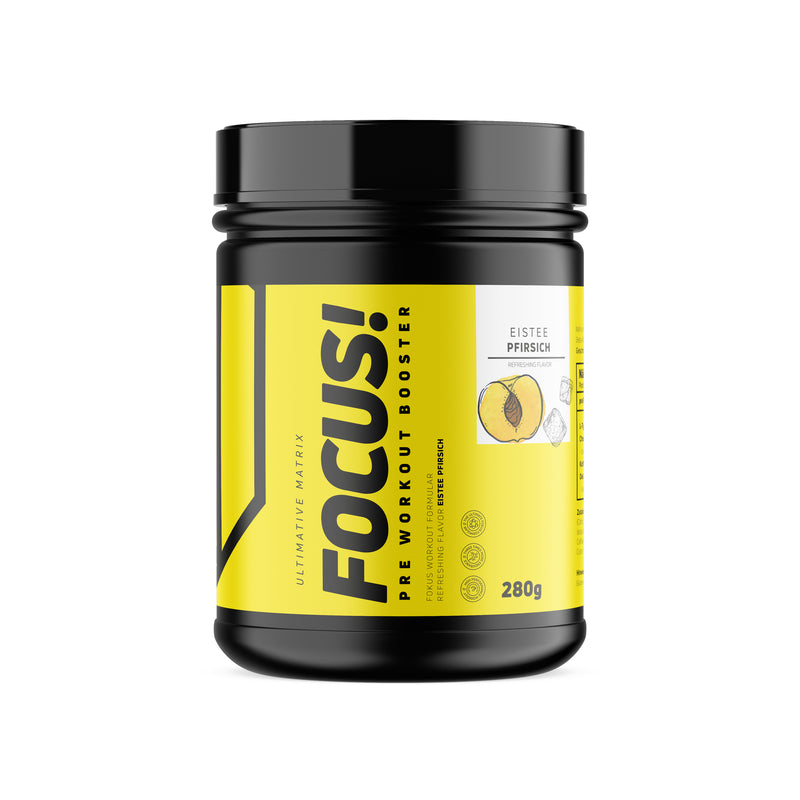 Pre Workout Booster Focus! 280g