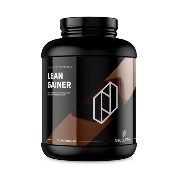 Lean Gainer Double Chocolate