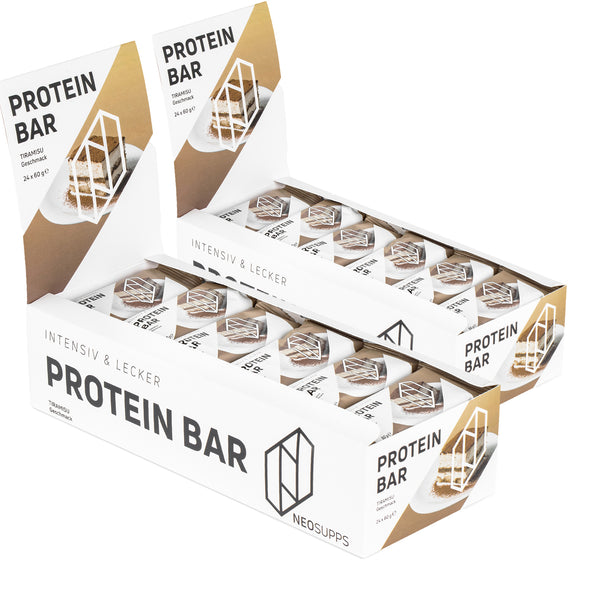 "Bundle 2x24 Protein Bar ""Tiramisu"""
