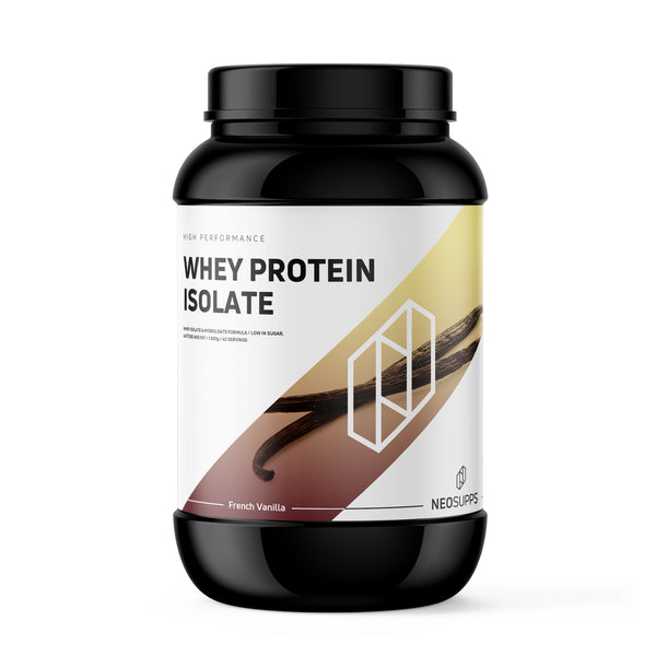 Whey Protein Isolat French Vanilla 1kg