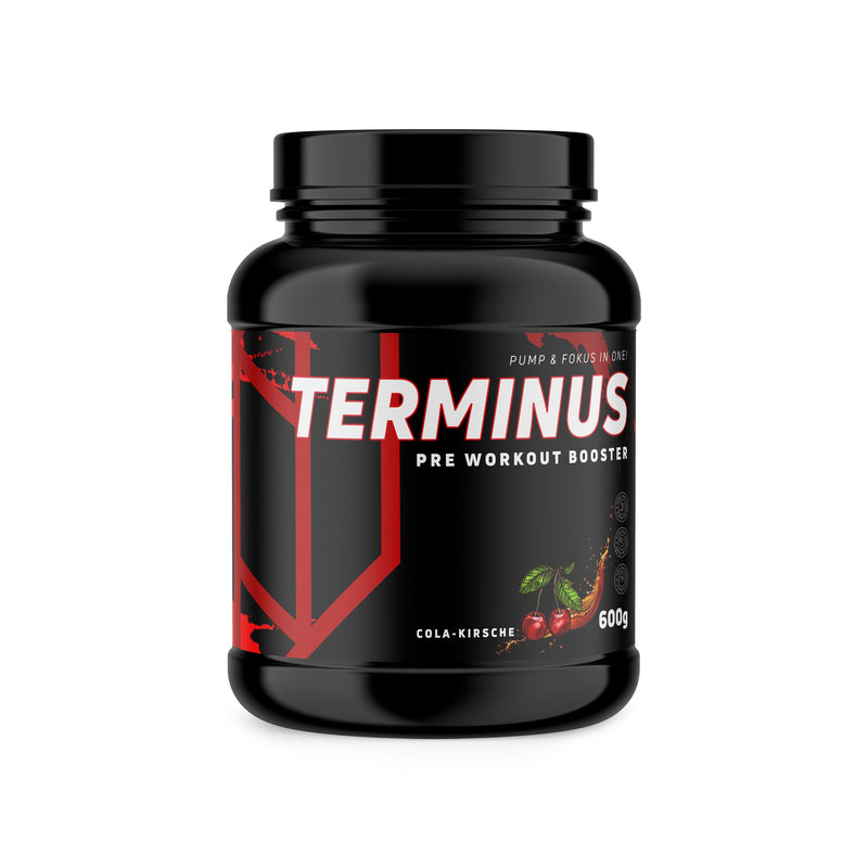 Pre Workout Booster Terminus! 600g