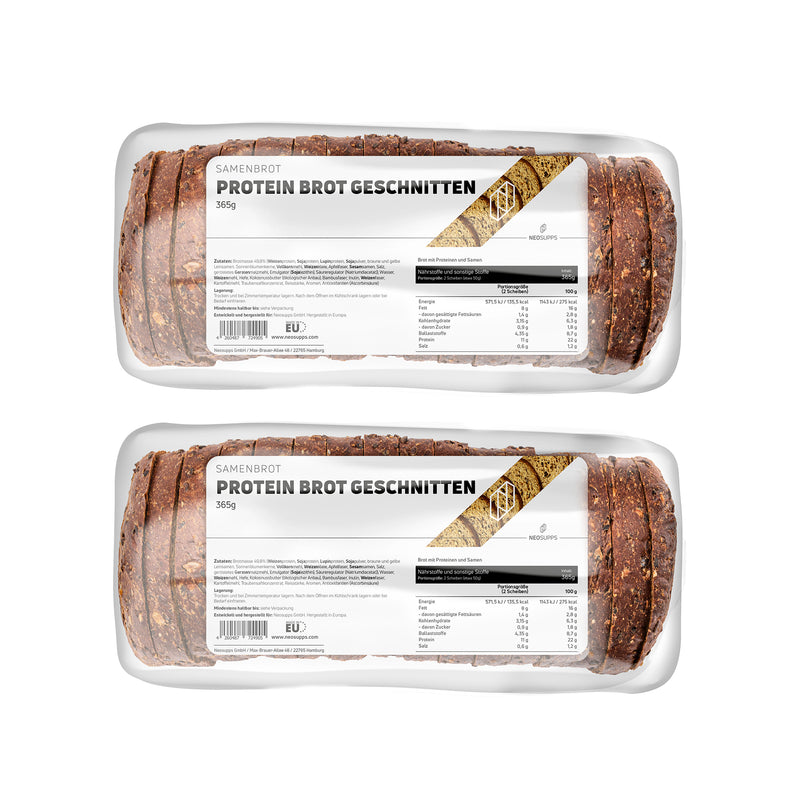 Bundle 2 x Protein Brot