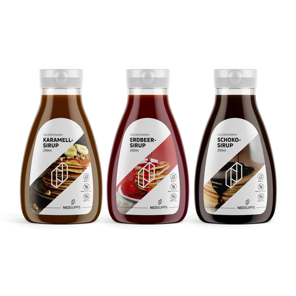 Bundle Sirups (3x250ml)