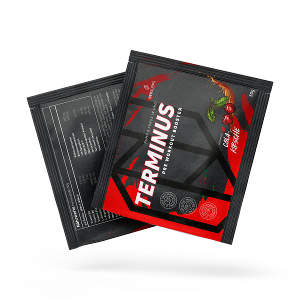 1x Pre Workout Booster Terminus Probe 30g