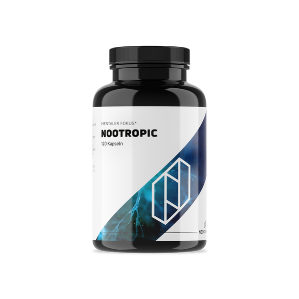 Nootropic Brain Booster Kapseln