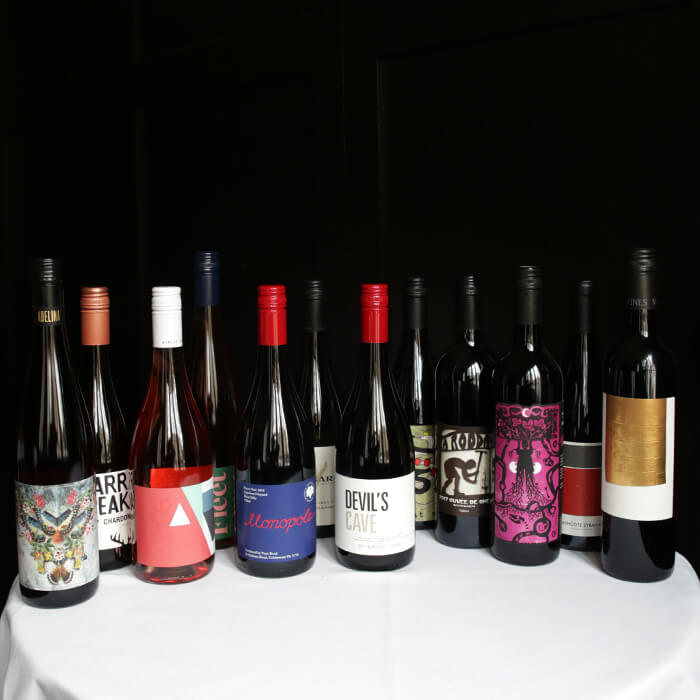 Aussie Mixed Wine Dozen