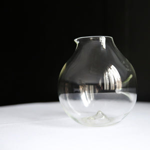 Load image into Gallery viewer, Brian Hirst Bowling Ball Decanter a.k.a. G&B - Giorgio & Brian