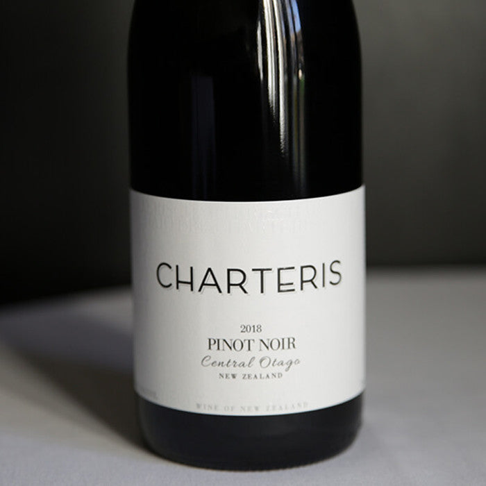 Load image into Gallery viewer, 2018 Charteris Pinot Noir