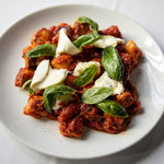 Gnocchi Pomodoro, 3 course Dinner for Two (Vegetarian)