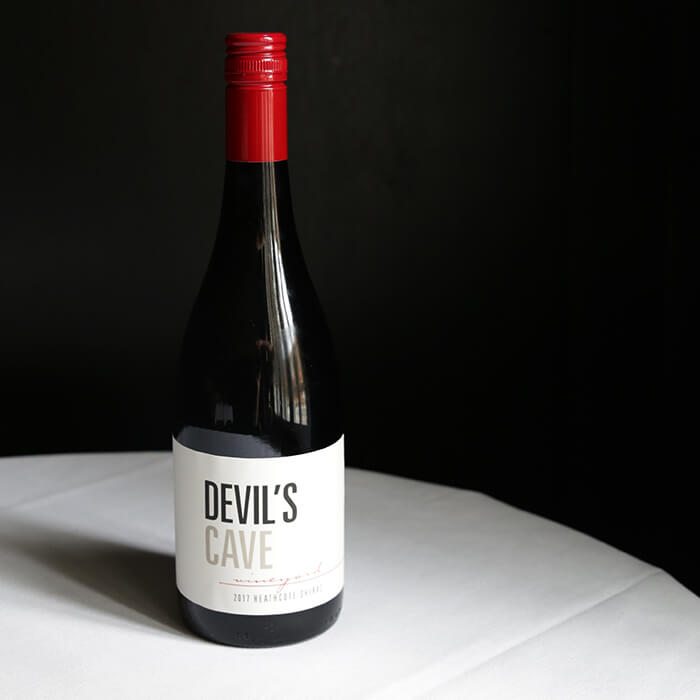 2017 Devil's Cave Vineyard Shiraz