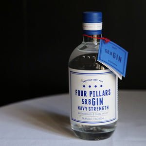 Four Pillars Navy Strength 58.5% (500ml)
