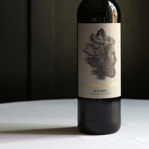 Load image into Gallery viewer, 2018 Man Meets Mountain Malbec