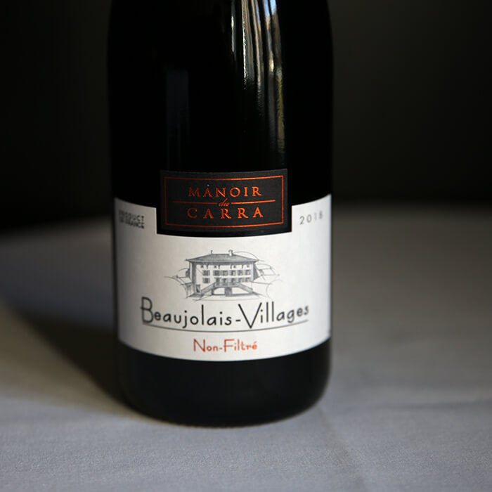 2018 Manoir du Carra Beaujolais Villages
