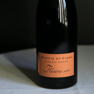 Load image into Gallery viewer, 2018 Manoir du Carra 'Clos des Deduits' Fleurie Beaujolais