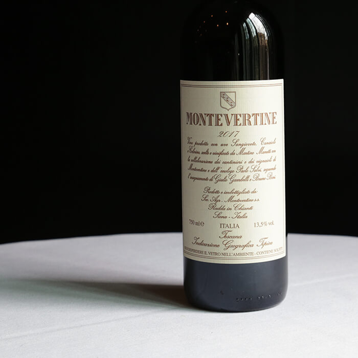 2017 Montevertine Montevertine