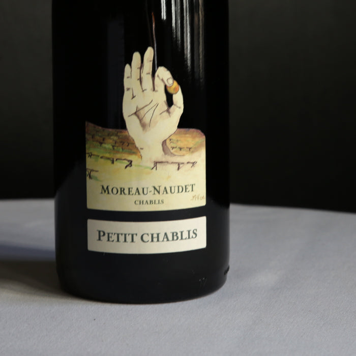 Load image into Gallery viewer, 2018 Moreau-Naudet Petit Chablis