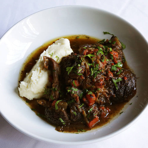 Osso Bucco, 3 course Dinner for Two