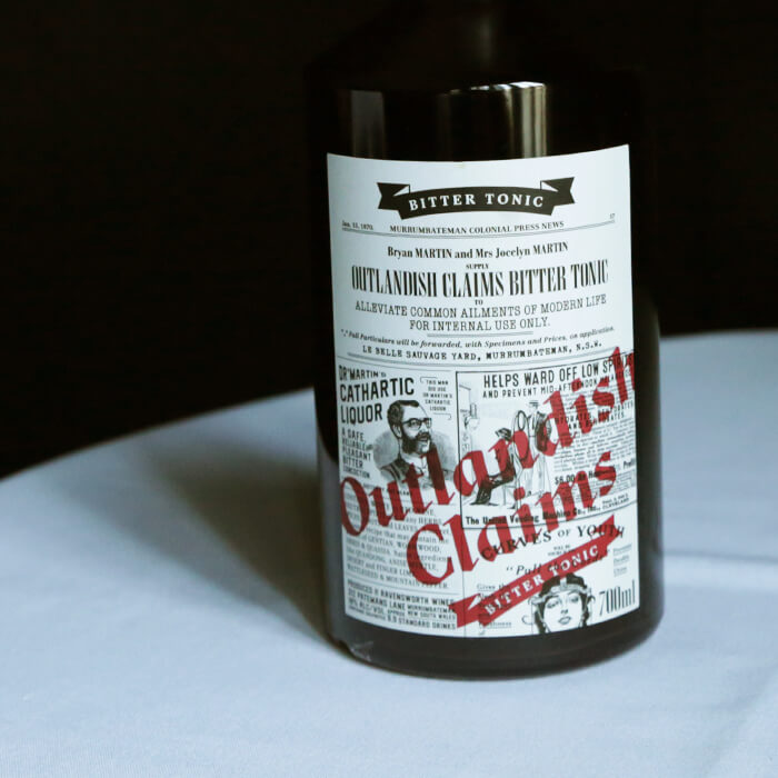 Outlandish Claims Vermouth