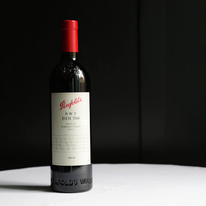 Load image into Gallery viewer, 2017 Penfolds RWT Bin 798