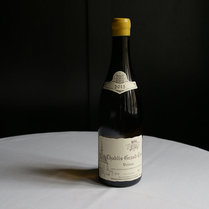 Load image into Gallery viewer, 2015 Raveneau Chablis Grand Cru Valmur