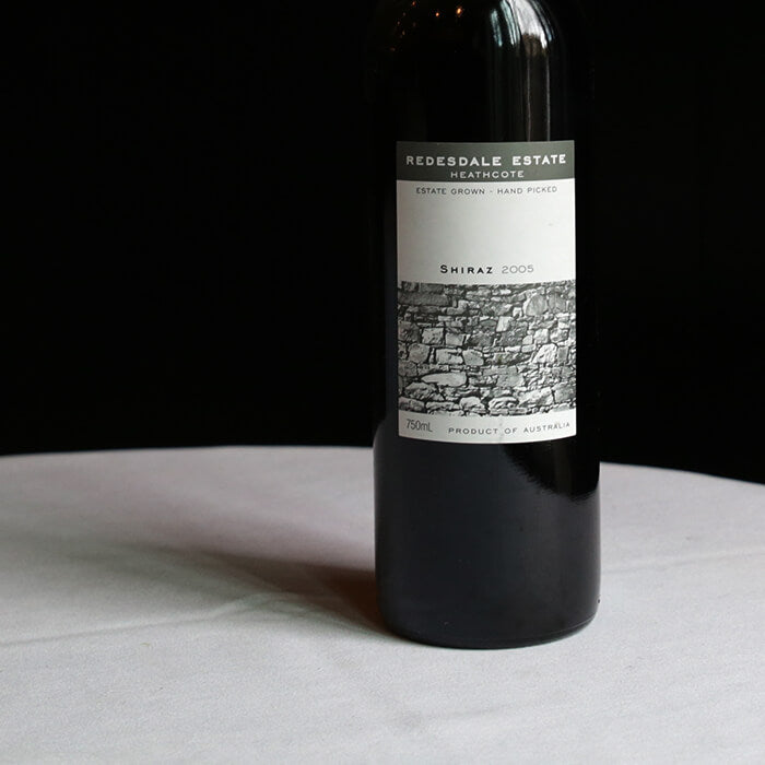 2005 Redesdale Estate Shiraz