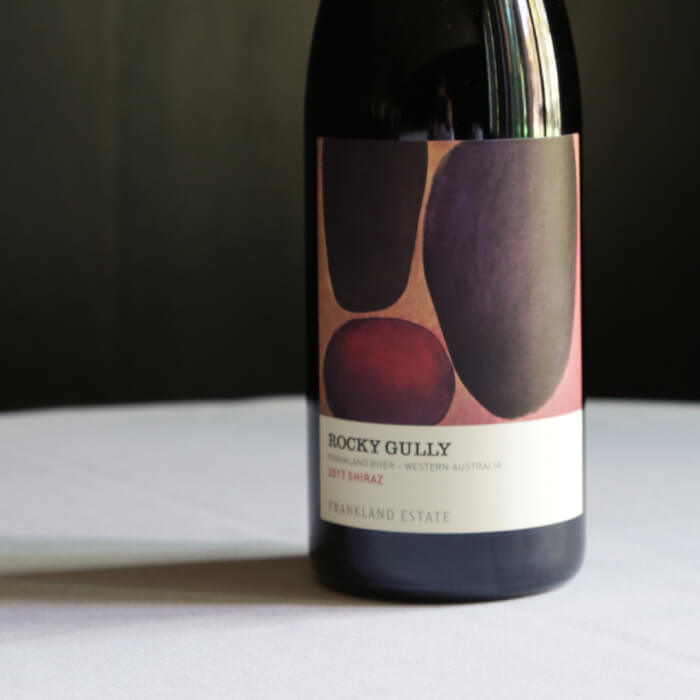 2017 Rocky Gully Shiraz