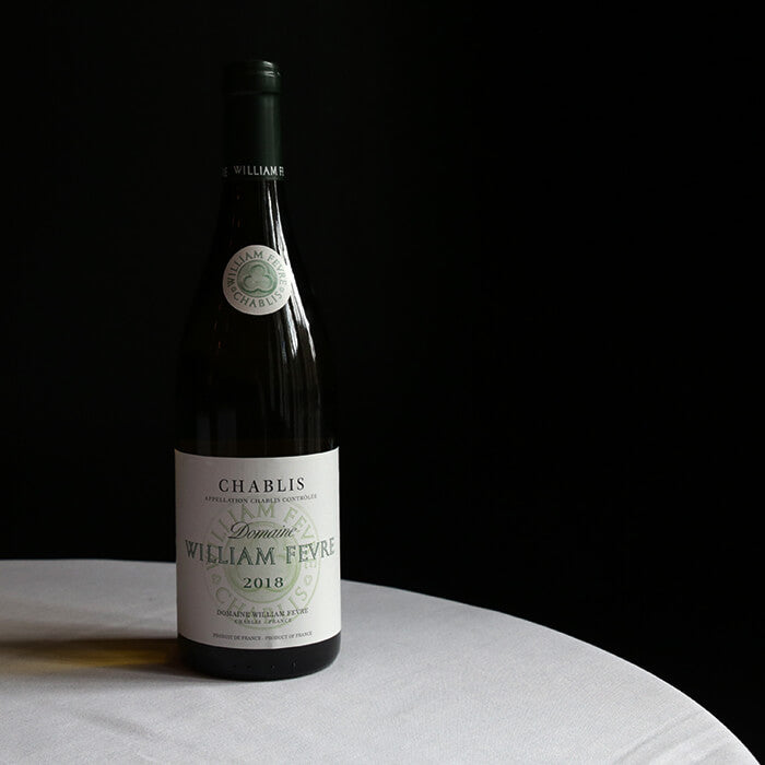 2018 William Fèvre Chablis