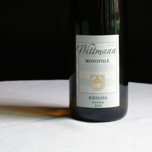 Load image into Gallery viewer, 2018 Monopole Riesling Trocken (by Wittmann)
