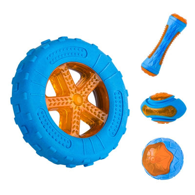 Flying Disc Interactive Toy