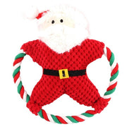 Christmas Santa Claus Pet Dog Toys