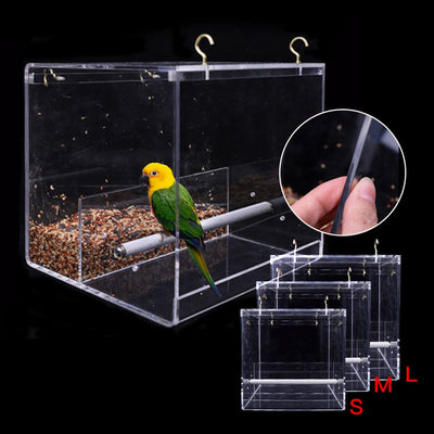 Bird Feeding Box Pets Products