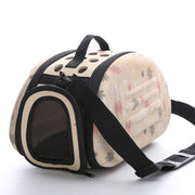 Cat Foldable Travel Pet Bag