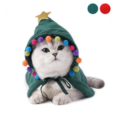 Pet Christmas Costume Creative