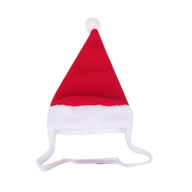 Pet Cat Red  Christmas Holiday Clothes
