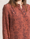 Estampe Printed Blouse