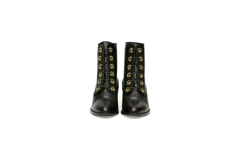 Ace x Anndra Neen Lace-Up Boot
