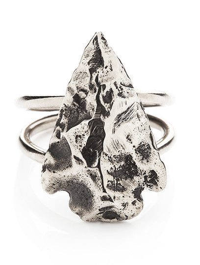 Mini Arrowhead Ring