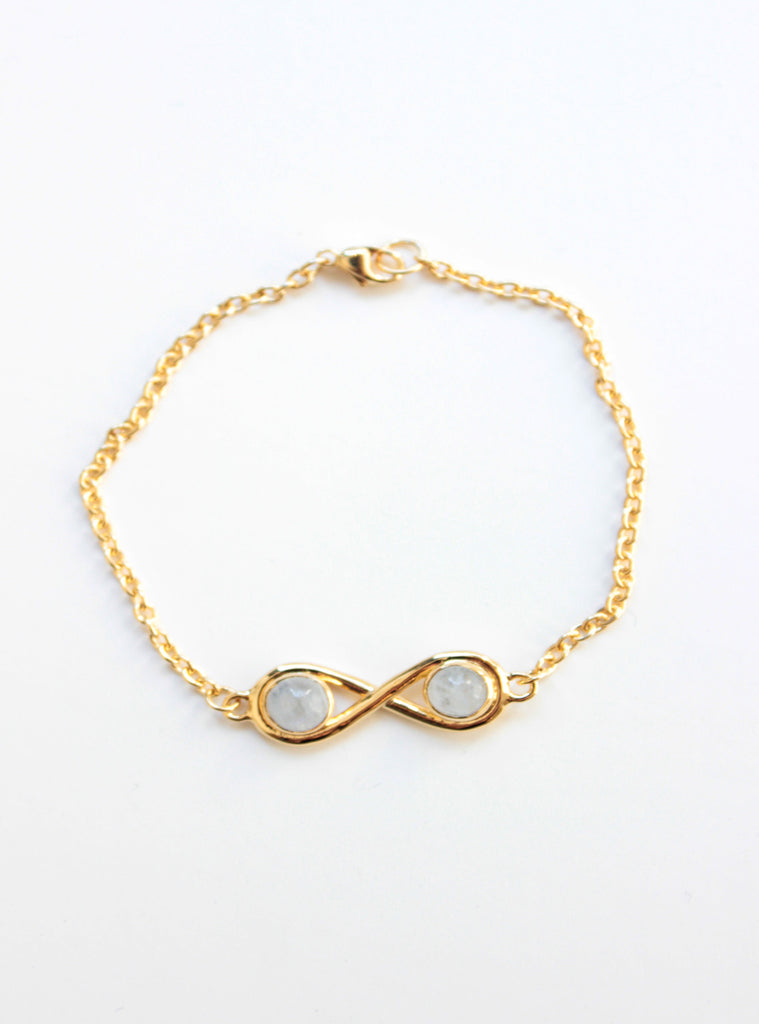 Infinite Bracelet by Pamela Love