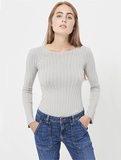 Rosa Sweater in Grey