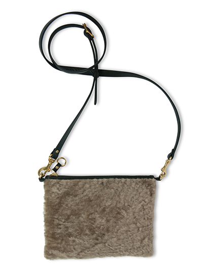 Marlborough Sherling Crossbody Bag