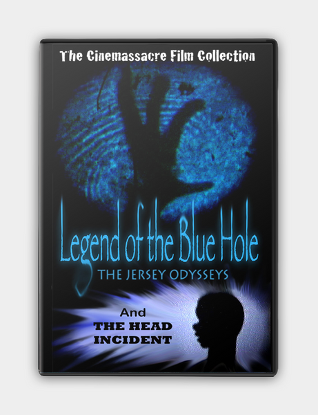 Cinemassacre Film Collection: Legend Of the Blue Hole