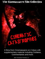 Cinemassacre Film Collection:  Cinematic Catastrophes