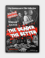 Cinemassacre Film Collection: The Deader The Better