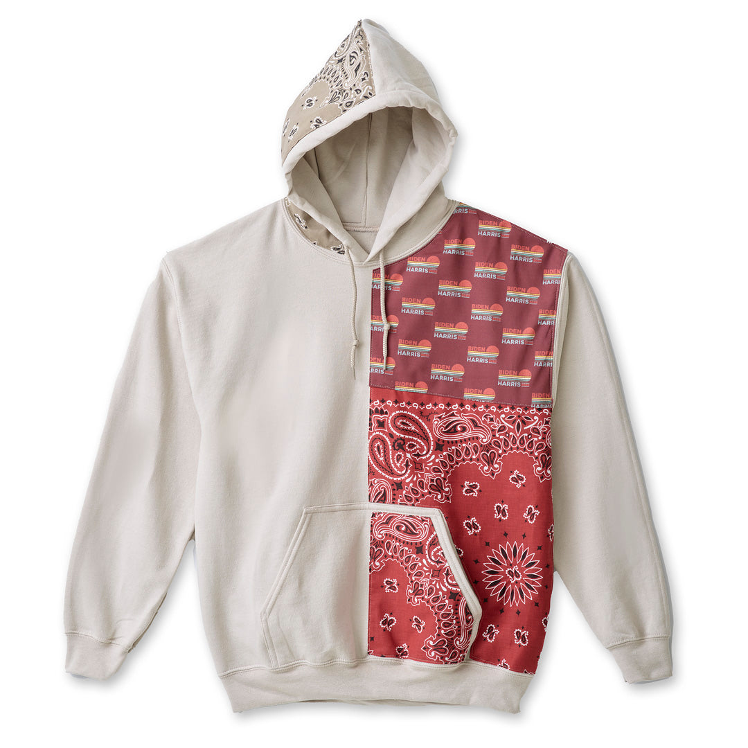 Limited Edition Biden/Harris Hoodie (cream)