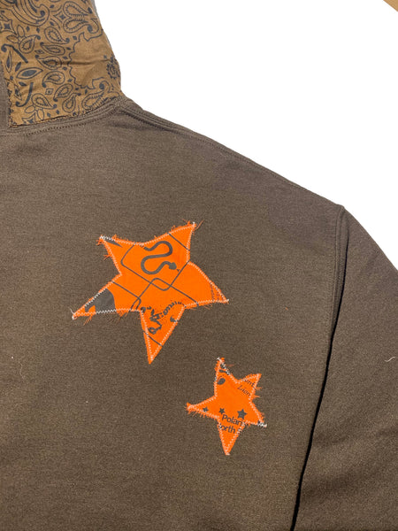 ELECTRIC ORANGE STAR - Limited Edition (1/1)